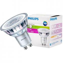 PHILIPS LED GU10 4,6W 390LM...