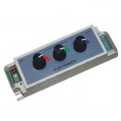 Sterownik RGB manualny 3 pokrętła