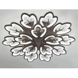LAMPA SUFITOWA LED CZARNA,...