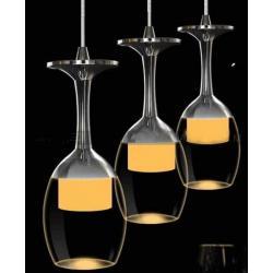LAMPA SUFITOWA LED SREBRNA,...